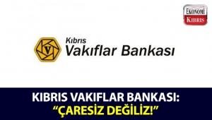 Kıbrıs Vakıflar Bankası: