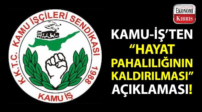 KKTC Kamu İşçileri Sendikası, eyleme gidebileceğini açıkladı!..
