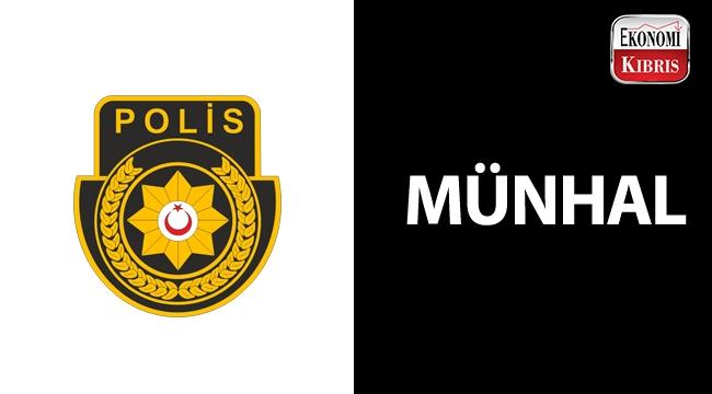 KKTC Polis Genel Müdürlüğü, münhal açtı!..