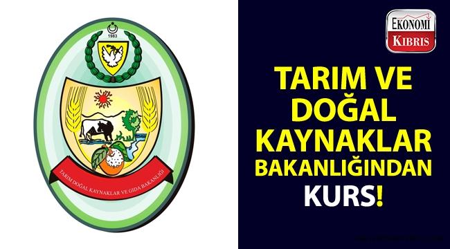 KKTC Tarım ve Doğal Kaynaklar Bakanlığı,ziraat mühendislerine yönelik kurs düzenliyor!..