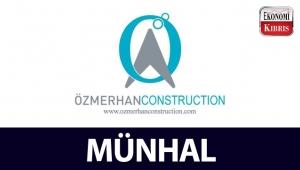 Özmerhan Construction, münhal açtı!..