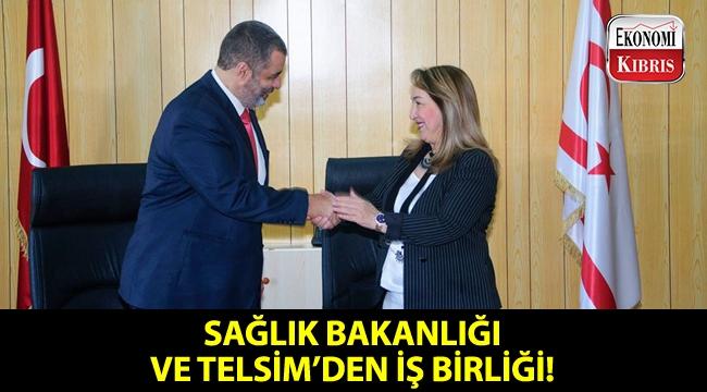 Sağlık Bakanlığı ile KKTC Telsim arasında bir iş birliği protokolü imzalandı!..