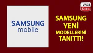 Samsung Electronics, yeni telefon modellerini tanıttı!..