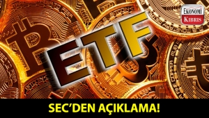 SEC,Bitcoin ETF'si başvurularından birine ilişkin yeni bir belge yayımladı!..