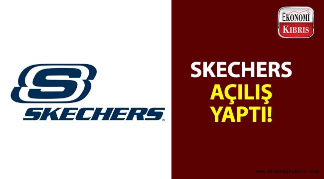Skechers, Dereboyu'nda açıldı!..