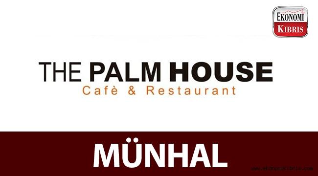The Palm House Cafe & Restaurant, münhal açtı!..