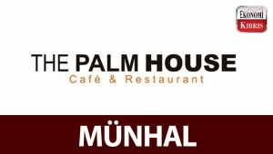 The Palm House Cafe & Restaurant, münhal açtı!..