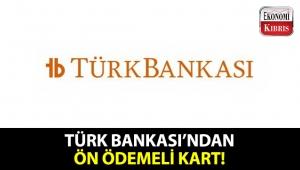 Türk Bankası: 'Gençliğin hızına yetişebilen tek kart o!'..