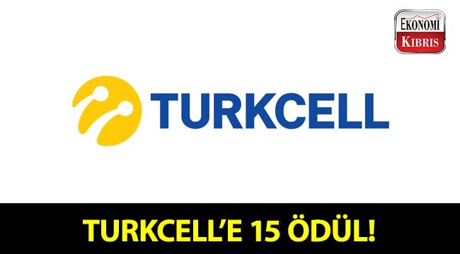 Turkcell, bir pazarlama ve yaratıcılık etkinliğinde ödül aldı!..