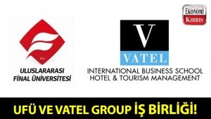 UFÜ ile Vatel International Hotel School arasında anlaşma imzalandı!..