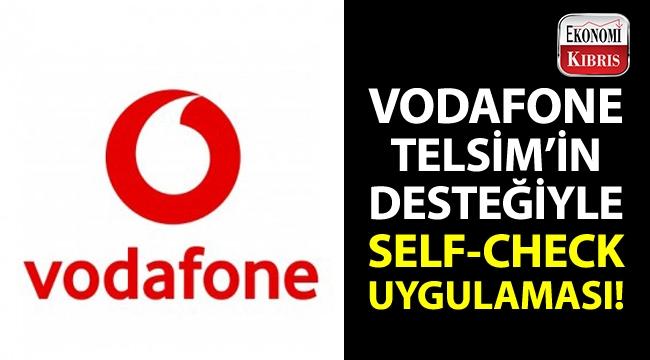 Vodafone Telsim'in, meme muayenesini doğru yöntemlerle yapabilmek için destek verdiği Self-Check uygulaması!..
