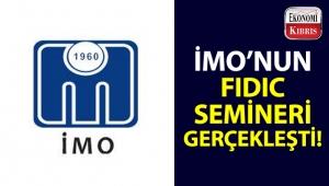 'Yeşil Ekonomi' Hakkında İnşaat Mühendisleri için Farkındalık Yaratmak projesinin Uluslar Arası Sözleşme (FIDIC) Semineri gerçekleştirildi!..
