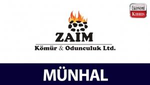 Zaim Kömür ve Odunculuk Ltd., münhal!..