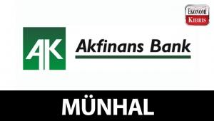 Akfinans Bank, münhal açtı!..