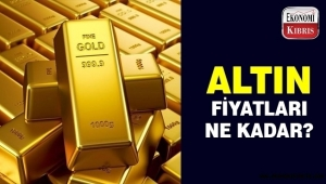 Altın fiyatları bugün ne kadar? Güncel altın fiyatları - 2 Kasım 2018