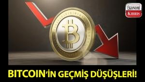 Bitcoin, geçmiş yıllarda daha sert düşüşler yaşamıştı!..