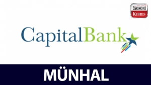 Capitalbank, münhal açtı!..