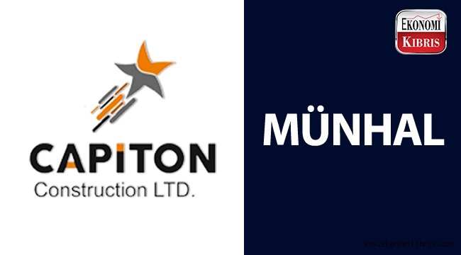 Capiton Construction, münhal açtı!..