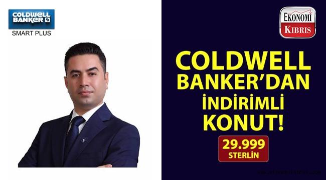 Coldwell Banker Smar Plus'tan indirimli fiyata daire!..