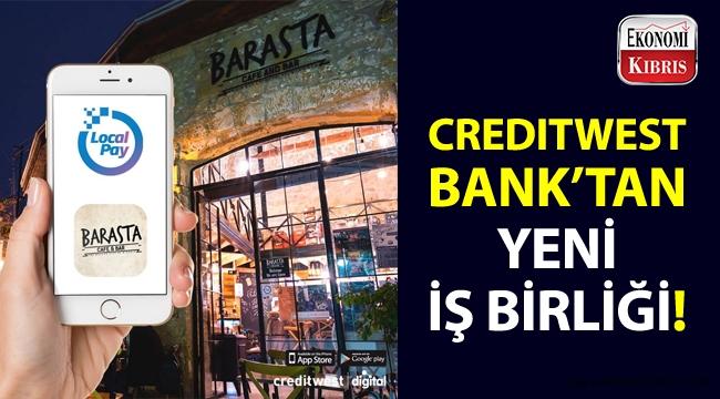 Creditwest Bank ile Barasta Cafe & Bar, bir iş birliğine imza atıyor!..