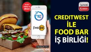 Creditwest Bank ile Food Bar, bir iş birliğine imza atıyor!..