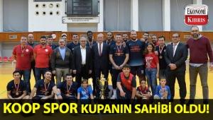 Cumhurbaşkanlığı Kupası, KOOP SPOR'un oldu!..