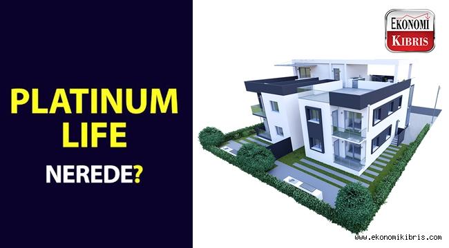 Dörter Construction'ın projelerinden biri olan Platinum Life nerede konumlanıyor?..