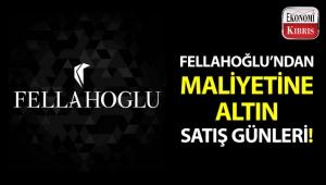Fellahoğlu Kuyumculuk'ta, maliyetine altın satış günleri başladı!..
