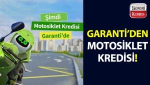 Garanti Bankası ile hayalinizdeki motosiklete kavuşun!..