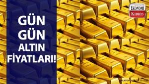 Gün, gün Altın Fiyatları! 10-16 Kasım 2018