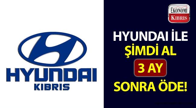 Hyundai Kıbrıs'tan yeni yıl dileğinizi gerçekleştiren kampanya!..