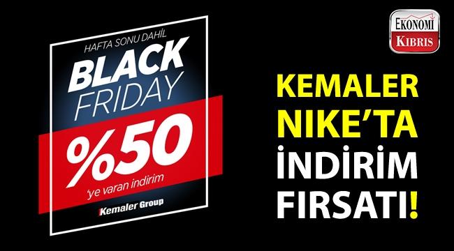"""Kemaler Nike'ta """"Black Friday"""" devam ediyor!.."""