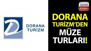 Kıbrıs Araba Müzesi ve Kıbrıs Modern Sanat Müzesi turistlerin akınına uğruyor!