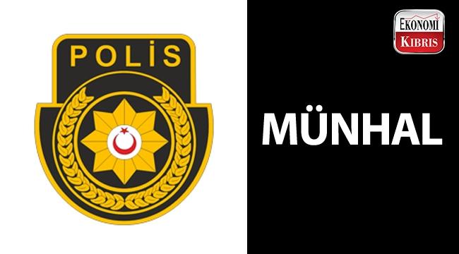 KKTC Polis Genel Müdürlüğü, münhal açtı!