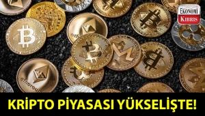 Kripto para piyasasında önemli oranda artış yaşandı!..