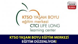 KTSO Yaşam Boyu Eğitim Merkezinden eğitim!..