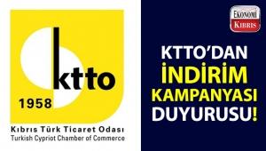 KTTO'nun indirim kampanyası aralıkta da devam edecek!..