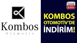 KTTO'nun indirim kampanyasında Kombos Otomotiv de var!..