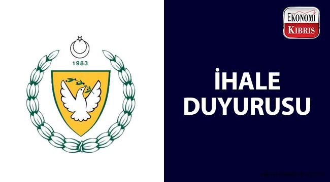 Mesleki Teknik Öğretim Dairesi Müdürlüğünden ihale duyurusu...