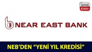 NEB'den, hayallerinizi gerçekleştireceğiniz Yeni Yıl Kredisi!..