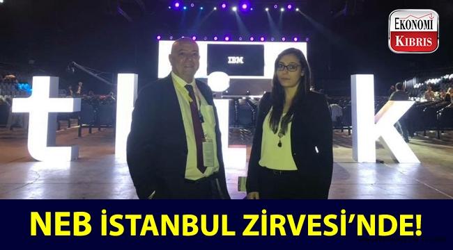 NEB, IBM Think İstanbul Zirvesi'ne katıldı!..