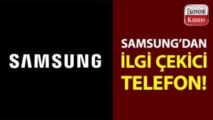 Samsung'dan, katlanabilir özelliğe sahip telefon!..