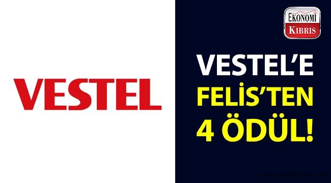 Vestel, Felis Ödülleri'nden 4 ödül kazandı!..