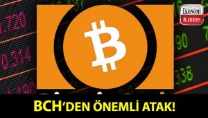 BCH' yükselişe geçerek Litecoin'in önüne yerleşti!..