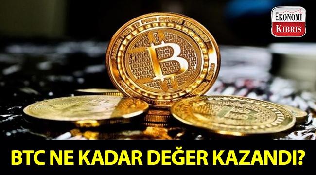 Bitcoin, son 7 senede ne kadar artış gösterdi?..