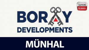 Boray Developments, münhal açtı!..