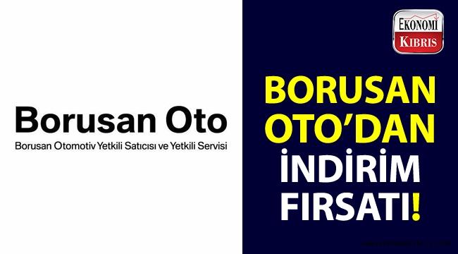 Borusan Oto Kıbrıs'tan yılbaşı kampanyası!