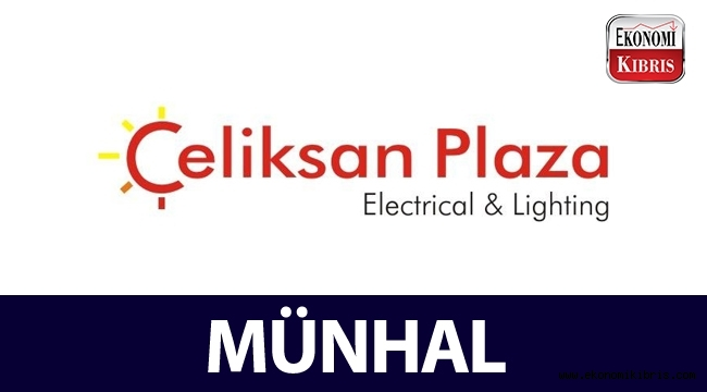 Çeliksan Plaza Electrical & Lighting, münhal açtı!..