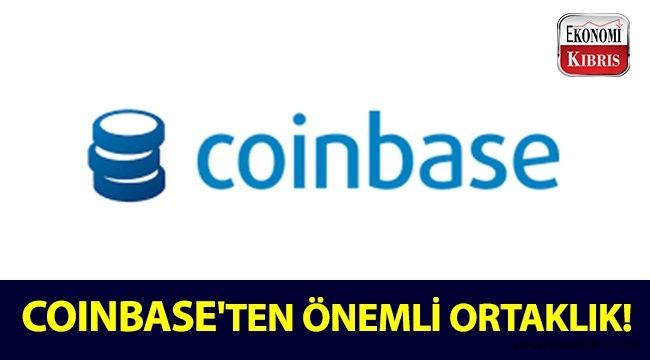 Coinbase'ten para çekim işlemleri için önemli ortaklık!..