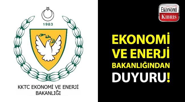 Ekonomi ve Enerji Bakanlığı, perşembe günü hizmet veremeyecek!..